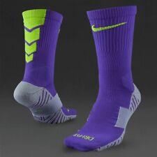 Nike Stadium Performance Cushioned Crew Men's Soccer Socks- Sx4854-433 Large