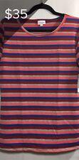 LuLaRoe Women's GIGI Short Sleeve Shirt Top Size Large Fits Sizes 12-14 - NEW