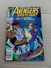 Avengers Spotlight 30 . Marvel 1990 - FN / VF