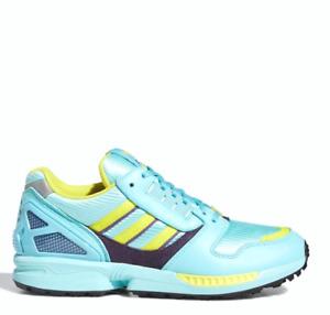 Adidas Unisex ZX8000 Golf  Shoes BNIB AQUA FX0761 Size 4-11