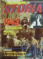 RAGIONAMENTI SUI FATTI E LE IMMAGINI DELLA STORIA N.26 1993