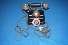 Antique LONG DISTANCE Kjobenhavns Telefon Aktieselskab Telephone Denmark