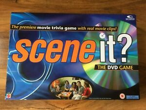 Scene It The DVD Game (Original) - Spares / Parts / Replacement Pieces (2003)