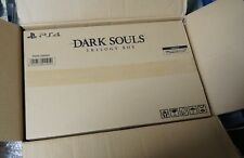 NEW PS4 DARK SOULS TRILOGY BOX Limited Senior Knight Bust Up Figure F/S EMS