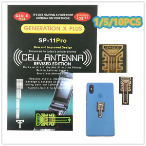 Mobile Phone Signal Booster Cell Antenna Sticker For Better Reception As S FH