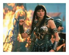 LUCY LAWLESS - XENA AUTOGRAPHED SIGNED A4 PP POSTER PHOTO PRINT 1
