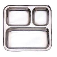 3 compartment stainless steel kitchen hotel restaurant