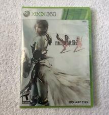 Final Fantasy XIII-2 Microsoft Xbox 360 Brand New Factory Sealed
