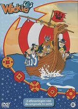 Wickie de Viking : Hagar de Verschrikkelijke & In de boot genomen (DVD)