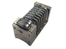 Leibinger Letterpress Numbering Machine 7 Digit Backward Heidelberg parts
