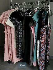 DESTOCKAGE VÊTEMENTS: Lot de 20 robes tuniques femme neufs revendeur L203