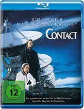 Blu-ray CONTACT (Special Edition) Jodie Foster, Matthew McConaughey ++NEU