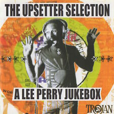 THE UPSETTER SELECTION - A LEE PERRY JUKEBOX - RARE CD