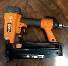 "Ridgid 16-Gauge 2-1/2"" Straight Finish Nailer R250SFA Looks Rough Works Great"