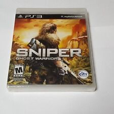 Sniper: Ghost Warrior (Sony PlayStation 3, 2011)