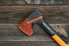 Handmade sheath for Fiskars X7 or X10 axe
