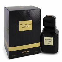 Ajmal Ajmal Patchouli Wood Eau De Parfum Spray (Unisex) 100ml Mens Cologne