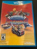 WiiU22 Skylanders Superchargers Nintendo Wii U GET IT FAST ~ US SHIPPER