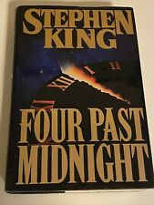 Four Past Midnight by Stephen King (1990, Hardcover) 1st edition