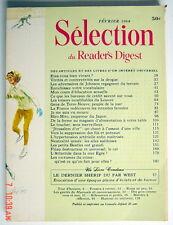 SÉLECTION DU READER'S DIGEST DE FÉVRIER 1968