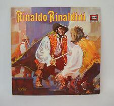Konrad Halver - Rinaldo Rinaldini | Europa  | VG+ / VG+ | Cleaned Vinyl LP