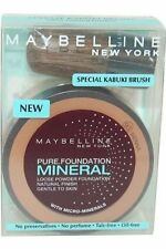 GEMEY MAYBELLINE FOUNDATION PURE MAKE UP POWDER MINERAL 93 TERRE SIENA