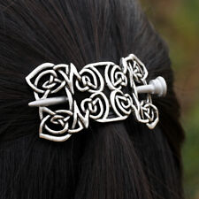 Celtic Knot Hair Pin or Knitted/crochet Shawl Closure