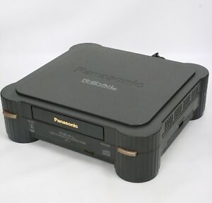 "3DO REAL FZ-1 JUNK Console System Only ""Not Working"" Panasonic JAPAN 4FKSE12926"