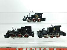 BI609-1# 3x Märklin H0/00/AC Fahrwerk für TM 800 er Dampflok/Tenderlok DB