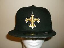 New Orleans Saints New Era 59 Fifty Fitted hat Size 8 - nwt Free Shipping