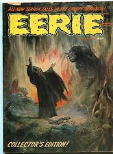 Eerie #2 - Frazetta Wizard Cover! - (Grade 5.0) 1966