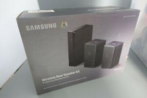 SAMSUNG SWA-9000S Wireless Rear Soundbar Sound+ Speaker Set NEW Sealed UK Stock