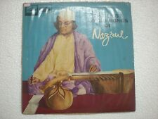 THE BEST LOVED SONGS OF NAZRUL SANDHYA MUKHERJEE FEROZA BEGUM LP BENGALI EX