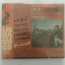 Trouble Is A Lonesome Town Lee Hazlewood cd neuf sous blister
