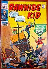 RAWHIDE KID #82 Marvel Comics December 1970