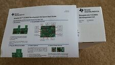 Texas Instruments CC2650DK wireless development kit