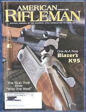Magazine American Rifleman, SEPTEMBER 2001 STOEGER CONDOR SUPREME DELUXE SHOTGUN