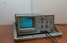 TEKTRONIX TAS 465 ANALOG DIGITAL OSCILLOSCOPE 2x 100MHz