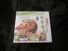 3DS : IO E I MIEI CUCCIOLI 3D - Nuovo, ITA ! Compatibile 2DS e New 3DS XL