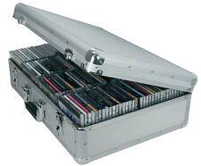 Aluminium CD Flight Case | 120 CDs