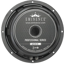 "NEW EMINENCE 10"" KAPPA PRO 10 500w 8ohm BASS SPEAKER"