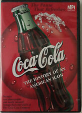 COCA COLA - THE HISTORY OF AN AMERICAN ICON (storia della Coca Cola) - DVD