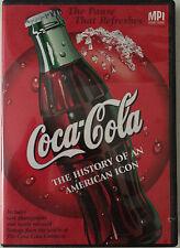COCA COLA - THE HISTORY OF AN AMERICAN ICON (storia della Coca Cola) - DVD