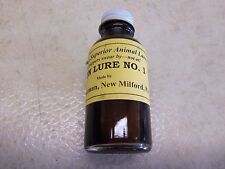 """Carman's """"Raccoon Lure #1"""" Lure 1 Oz Traps Trapping Bait Nuisance Control"""