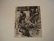 advertising Pubblicità 1969 MOTORI FRANCO MORINI
