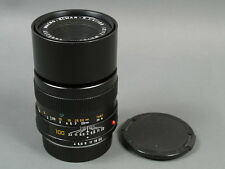 Leitz Leica Macro-Elmar-R 4/100 3-cam, pour for r3-r7 (r8/9) et and sl/sl2 Top