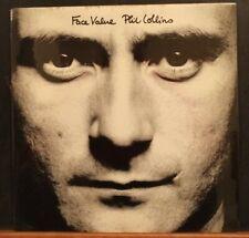 NEW 1981 Phil Collins Face Value Vinyl LP Record Sealed SD 16029 Atlantic
