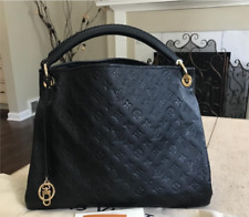 Louis Vuitton Artsy in BLACK! Hard to find, limited edition NOIR!