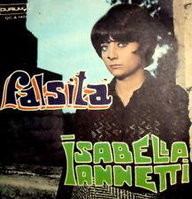 """ISABELLA  IANNETTI  FALSITA'  L'ULTIMO CUORE 7"""" 1970 VECCHIONI RESO DI MAGAZZINO"""