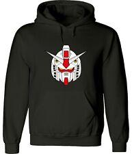 Gundam RX-78-2 Head Robot Anime Video Games Unisex Hoodie Sweatshirt Pullover